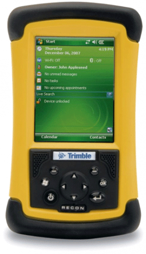 Trimble Recon X Repairs